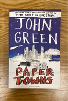 Used Paper Towns by John Green in Dubai, UAE