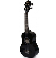 Used Ukulele guitar (black) with bag :)  in Dubai, UAE