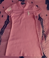 Used Polo Ralph Lauren Pink Dress in Dubai, UAE