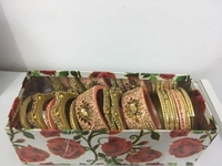 Used Traditional Rajasthani Bangles  in Dubai, UAE