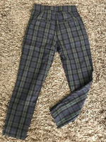 Used Hollister check pants highwaist  in Dubai, UAE