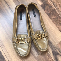 Used Louis Vuitton Patent Leather Flat Loafer in Dubai, UAE