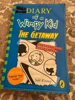 Used Diary of a wimpy kid the getaway  in Dubai, UAE