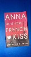 Used Anna and the French kiss book  in Dubai, UAE