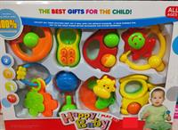 Used Happy Baby Play Set. New In Sealed Box. Perfect gift  in Dubai, UAE