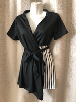 Used Wrap top blouse size L in Dubai, UAE