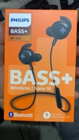 Used Philips Bass+ Sports sealed bluetooth in Dubai, UAE