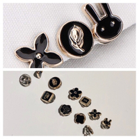 Used Decorative safety buttons Pins 10pcs in Dubai, UAE