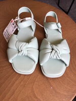 Used zara knotted sandals size 31 in Dubai, UAE