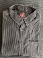 Used Striped shirt ONE90ONE brand size M in Dubai, UAE