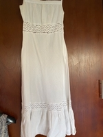 Used Linen dress. Small in Dubai, UAE