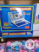 Used English learning laptop for kids  in Dubai, UAE