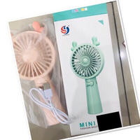 Used Portable Fan for this Summer ♥️ in Dubai, UAE