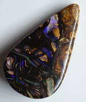 Used Natural Boulder Opal Australia in Dubai, UAE