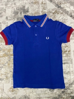 Used Fred perry Polo for kids Dark Blue 6yrs in Dubai, UAE