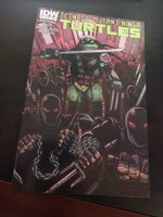 Used TMNT Comic Perfect Condition in Dubai, UAE