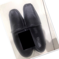 Used Men's Black shoes size 10 ♥️ in Dubai, UAE