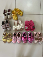 Used Girls shoes size 22-25 in Dubai, UAE