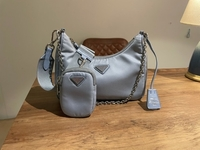 Used Prada Re-edition 2005 Nylon Bag in Dubai, UAE