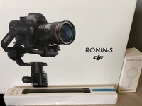 Used DJI Ronin S like out of the box in Dubai, UAE