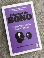 Used Book - Teach your child how to think in Dubai, UAE
