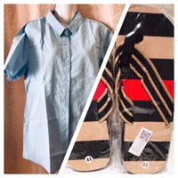 Used Men's shirt XL & slippers size 41 in Dubai, UAE