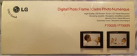 Used LG Digital Photo frame  in Dubai, UAE
