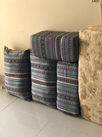 Used Arabic seating cushion set in Dubai, UAE