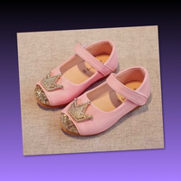 Used CROWN DESIGN GIRL SHOES/ 29 in Dubai, UAE