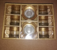 Used Ne wcup and saucer set.,..    _ in Dubai, UAE