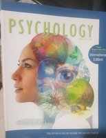 Used Psychology book by David G. Myers tenth in Dubai, UAE