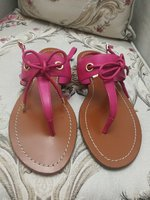 Used KATE SPADE LEATHER SANDALS(size40-41) in Dubai, UAE