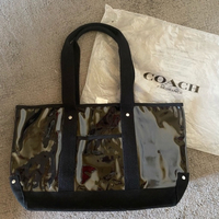 Used Coach fragrance tote in Dubai, UAE