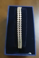 Used Swarovski bracelet white gold in Dubai, UAE