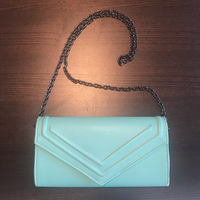 Used Turquoise Day/Evening Clutch NEW in Dubai, UAE
