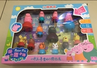 Used Peppa pig 12 characters Chinese version in Dubai, UAE