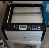 Used Ricoh laserjet sp212 printer no cartridg in Dubai, UAE