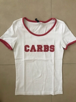 Used White & red T-Shirt in Dubai, UAE