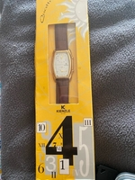 Used Dual quadrant watch in original package  in Dubai, UAE