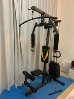 "Used Multigym ""Leadersport"" brand  in Dubai, UAE"