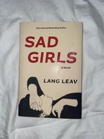 Used Sad Girls by Lang Leav in Dubai, UAE