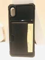 Used iPhone XS Max case wallet 2 in 1  in Dubai, UAE