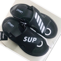 Used Black Men Rubber Sleepers size 42♥️ in Dubai, UAE