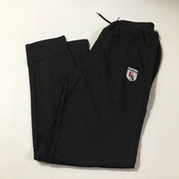 Used Black trouser size (L)fits small  in Dubai, UAE
