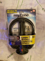 Used My Zone Wireless TV Headphone  in Dubai, UAE