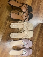 Used 3 heels in Dubai, UAE