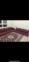 Used Arabic 3m + 2m + rug 3*2 in Dubai, UAE