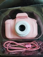 Used Brandnew Kids digital camera pink in Dubai, UAE
