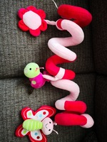 Used Caterpillar toy fr baby shop with 7 musc in Dubai, UAE
