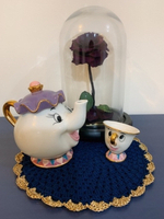 Used Tea set the beauty and the Beast in Dubai, UAE